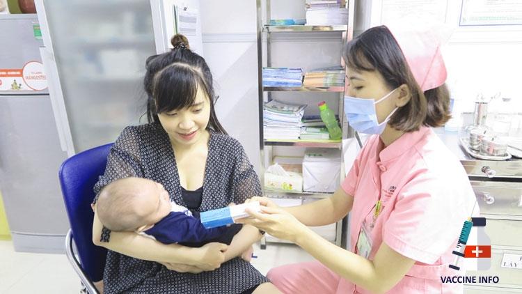 Lịch tiêm viêm gan B cho trẻ