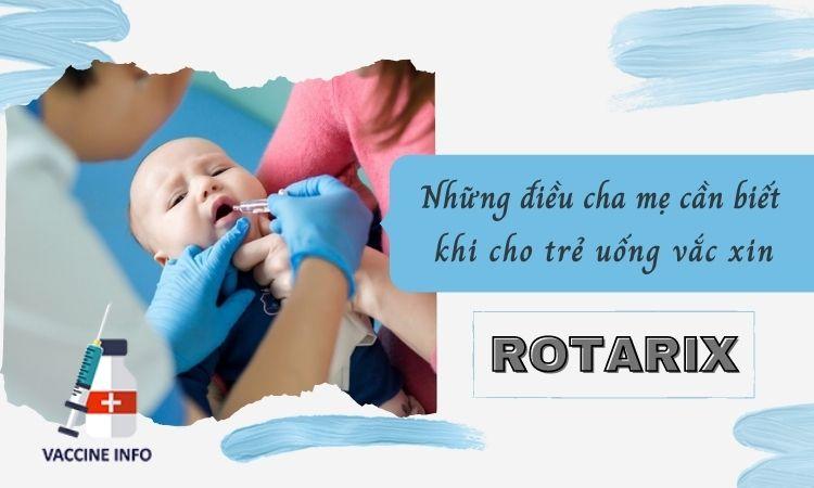 Vắc xin Rotarix