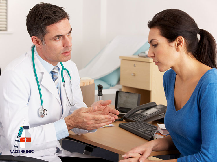 Báo cho bác sĩ nếu trẻ có biểu hiện bất thường