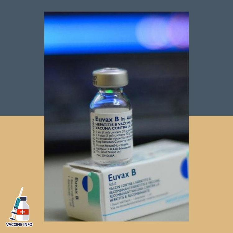 Quy cách đóng gói Euvax B