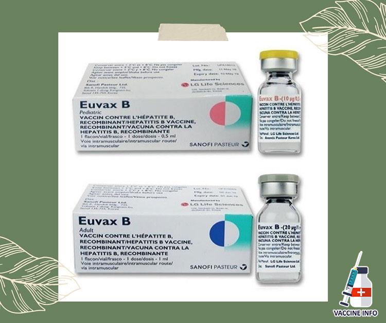 Vacxin Euvax B