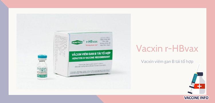Vacxin r-HBvax